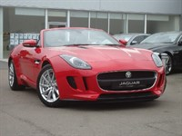 Used Jaguar F-Type Supercharged High Spec