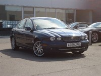 Used Jaguar X-Type 2.2d Sovereign