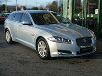 Used Jaguar XF Sportbrake D 163 Premium Luxury