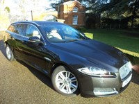 Used Jaguar XF 2.2d (200) Luxury 5dr Auto