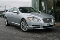 Used Jaguar XF 3.0d V6 Premium Luxury 4dr Aut