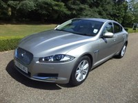 Used Jaguar XF 2.2d (163) Luxury 4dr Auto