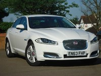 Used Jaguar XF (163) Luxury