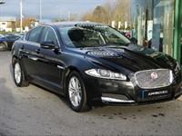 Used Jaguar XF TD Premium Luxury 4dr