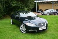 Used Jaguar XF 3.0d V6 S Portfolio 4dr Auto