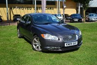 Used Jaguar XF 3.0d V6 Luxury 4dr Auto