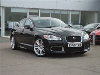Used Jaguar XF V8 Supercharged XFR