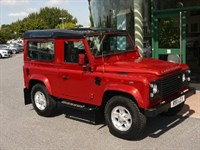 Used Land Rover Defender 90 County TD