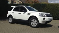 Used Land Rover Freelander TD4 XS 5dr Auto