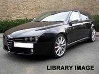 Used Alfa Romeo 159 JTDM 16V Lusso 5dr