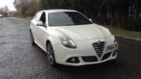 Used Alfa Romeo Giulietta JTDM-2 Exclusive 5dr TCT (