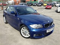 Used BMW 120d 1 Series M Sport 2dr Step Auto