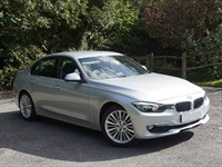 Used BMW 320d 3 Series Luxury 4dr