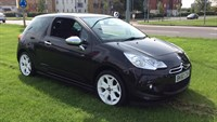 Used Citroen DS3 HDi Black 3dr