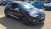 Used Citroen DS3 HDi 110 DSport Plus 3dr