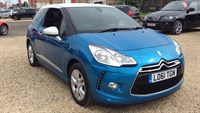 Used Citroen DS3 VTi 16V DStyle 3dr Auto