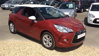 Used Citroen DS3 HDi DStyle 3dR