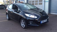 Used Ford Fiesta Zetec 5dr Powershift