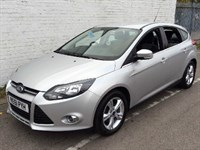 Used Ford Focus 125 Zetec 5dr Powershift
