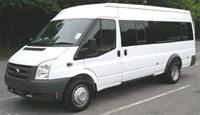 Used Ford Transit Minibus Medium Roof 9 Seater T