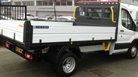Used Ford Transit Chassis Cab Transit Tipper 350