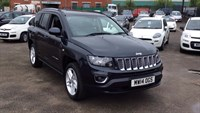 Used Jeep Compass CRD SW Limited