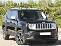 Used Jeep Renegade Multijet Limited 5dr 4WD A