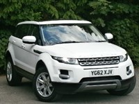 Used Land Rover Range Rover Evoque eD4 Pure 5dr 2WD with Pano