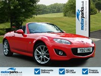 Used Mazda MX-5 2.0i Sport Tech 2dr