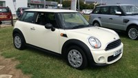 Used MINI First Hatchback 3dr