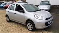 Used Nissan Micra Visia 5dr