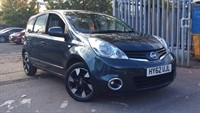 Used Nissan Note Acenta 5dr Auto