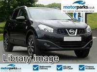 Used Nissan Qashqai +2 dCi (110) N-Tec 5dr