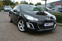 Used Peugeot 308 HDi 163 Allure 2dr (Sat Na