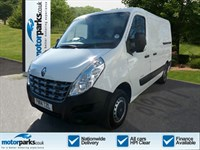 Used Renault Master SL28dCi 100 Low Roof Van