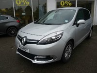 Used Renault Scenic dCi Dynamique TomTom 5dr (