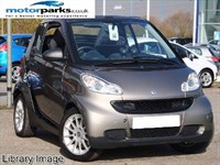 Used Smart Car Fortwo Passion 2dr Auto