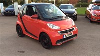 Used Smart Car Fortwo PASSION SOFTOUCH
