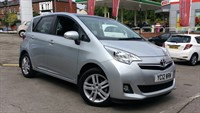 Used Toyota Verso S Dual VVT-i T Spirit 5dr