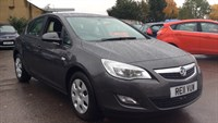 Used Vauxhall Astra 1.6i 16V Exclusiv 5dr Auto
