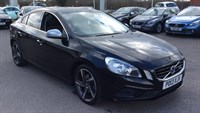 Used Volvo S60 D3 (136) R DESIGN 4dr