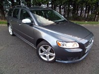 Used Volvo V50 D R DESIGN 5dr