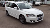 Used Volvo V50 DRIVe (115) SE Lux Edition 5dr