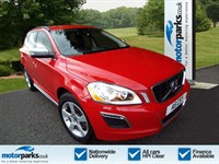 Used Volvo XC60 D5 (205) R Design 5dr AWD