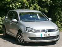 Used VW Golf TDi 105 SE 5dr with Front
