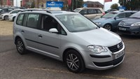 Used VW Touran TDI S 105 5dr