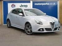 Used Alfa Romeo Giulietta Series 1 JTDM-2 Exclusive 5dr (2014