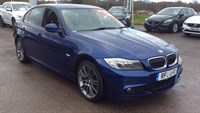 Used BMW 318d 3 Series Sport Plus Edition 4dr
