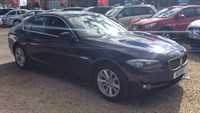 Used BMW 520d 5 Series SE 4dr