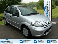 Used Citroen C3 1.4i SX 5dr
